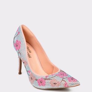 Pantofi FLAVIA PASSINI multicolori, 5165173, din piele ecologica