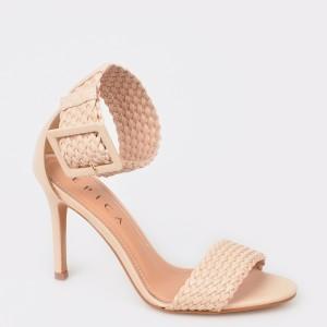 Sandale EPICA MADE IN BRAZIL nude, 3081051, din piele naturala