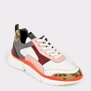 Pantofi GRYXX multicolori, Mo80, din piele ecologica