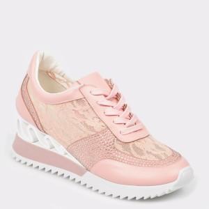 Pantofi sport GRYXX roz, Mk88S3, din piele ecologica