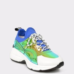 Pantofi sport GRYXX albastri, 1, din piele ecologica