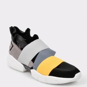 Pantofi sport GRYXX multicolori, Mk1071, din material textil
