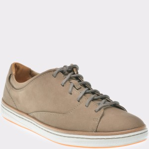 Pantofi CLARKS maro, 6136187, din nabuc