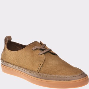 Pantofi CLARKS maro, 6134821, din piele intoarsa