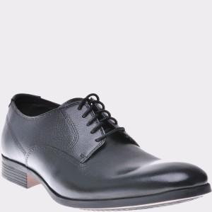 Pantofi CLARKS negri, 6134860, din piele naturala