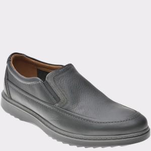 Pantofi CLARKS negri, 6136785, din piele naturala