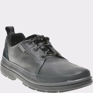 Pantofi CLARKS negri, 6137854, din piele naturala
