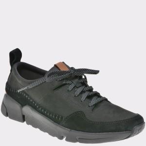 Pantofi CLARKS negri, 6138701, din piele naturala