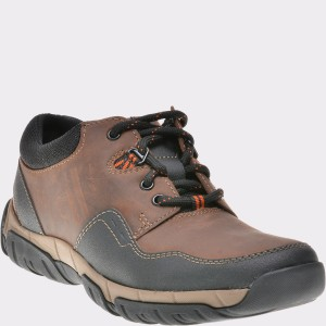Pantofi CLARKS maro, 6138657, din piele naturala