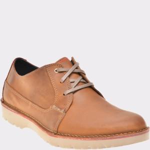 Pantofi CLARKS maro, 6136676, din piele naturala