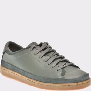 Pantofi CLARKS gri, 6137104, din piele naturala