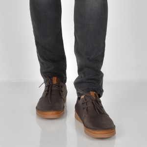 Pantofi CLARKS maro, 6135393, din piele naturala