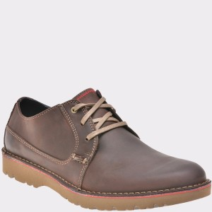 Pantofi CLARKS maro, 6136675, din piele naturala
