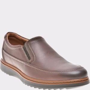 Pantofi Clarks Maro, 6136789, Din Piele Naturala