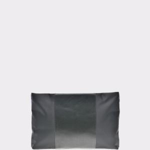 Poseta plic CLARKS neagra, 6134718, din material textil