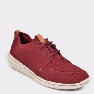 Pantofi sport CLARKS visinii, Steurmi, din material textil