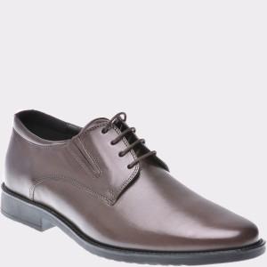 Pantofi SALAMANDER maro, 69001, din piele naturala