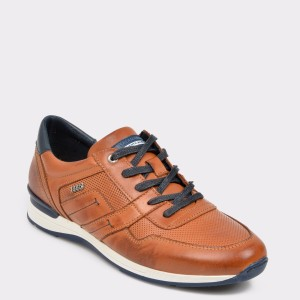 Pantofi sport SALAMANDER maro, 56201, din piele naturala