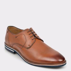 Pantofi SALAMANDER maro, 57326, din piele naturala