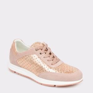 Pantofi sport SALAMANDER roz, 87902, din piele naturala