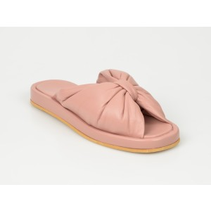 Papuci FLAVIA PASSINI nude, 28559, din piele naturala