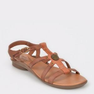 Sandale FLAVIA PASSINI maro, 37306, din piele naturala