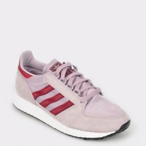 Pantofi sport ADIDAS mov, Cg6111, din material textil