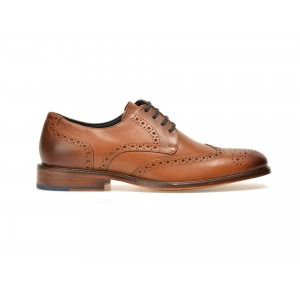 Pantofi Otter Maro, 2817529, Din Piele Naturala