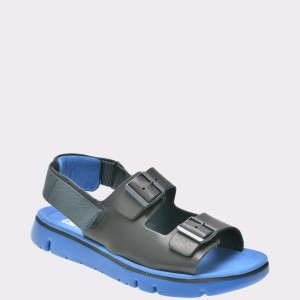 Sandale Camper Negre, K100287, Din Piele Naturala