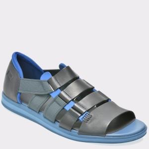 Sandale Camper Negre, K100083, Din Piele Naturala