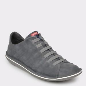 Pantofi sport CAMPER gri, 18751, din piele naturala