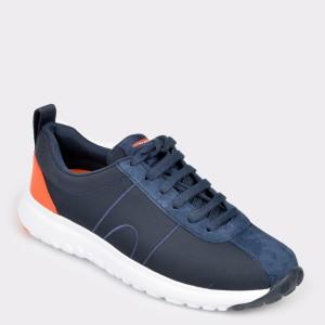 Pantofi CAMPER bleumarin, K200763, din piele ecologica