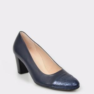 Pantofi Gabor Bleumarin, 22162, Din Piele Naturala