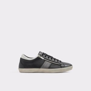 Pantofi ALDO negri, Gien, din piele ecologica