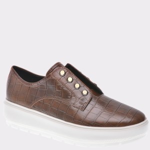Pantofi Geox Maro, D84anc, Din Piele Naturala