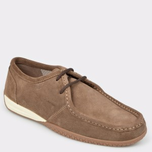 Pantofi Geox Maro, U927ab, Din Piele Intoarsa