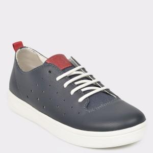Pantofi sport GEOX bleumarin, J925Va, din piele naturala