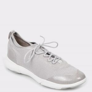 Pantofi sport GEOX gri, D92Bha, din material textil
