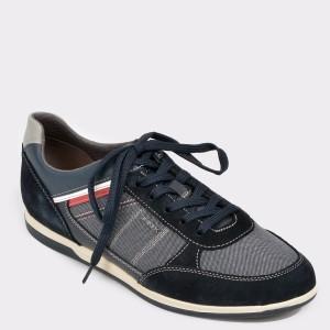 Pantofi sport GEOX bleumarin, U824Gb, din material textil