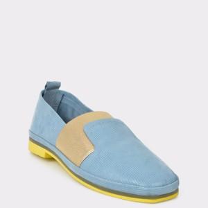 Pantofi FLAVIA PASSINI albastri, 1, din piele naturala
