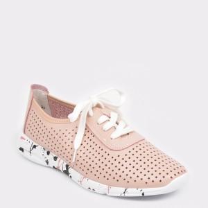 Pantofi sport FLAVIA PASSINI roz, Cl18002, din piele naturala
