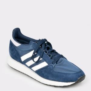 Pantofi sport ADIDAS bleumarin, Cg5675, din material textil