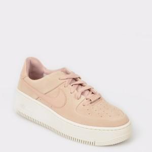 Pantofi sport NIKE portocalii, Ar5339, din piele ecologica