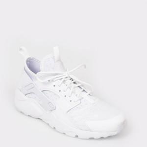 Pantofi sport NIKE albi, 847569, din material textil