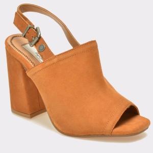 Sandale Pepe Jeans Maro, Ls90250, Din Piele Intoarsa