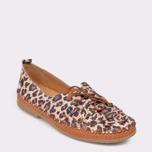 Pantofi FLAVIA PASSINI maro, 155704, din piele naturala