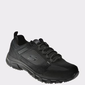 Pantofi Sport Skechers Negri, 51893, Din Piele Intoarsa
