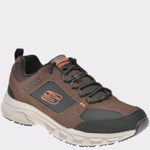 Pantofi Sport Skechers Multicolori, 51893, Din Piele Naturala Si Material Textil