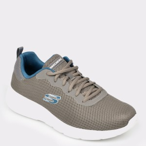 Pantofi sport SKECHERS gri, 58362, din material textil