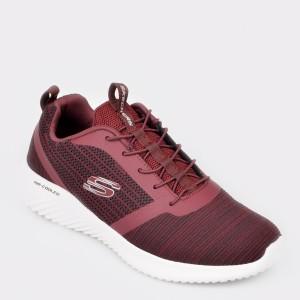 Pantofi sport SKECHERS visinii, 52504, din material textil